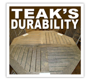 Teak Table Durability Images