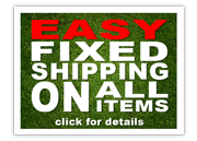 Fixed Shipping On All Our Teak