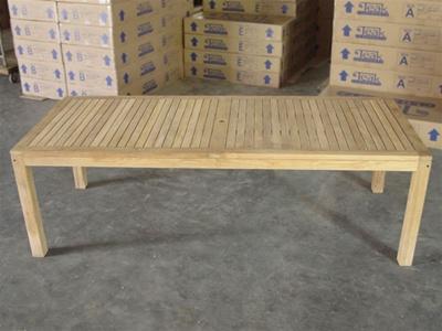 Rinjani Rectangle Table 240 X 100cm