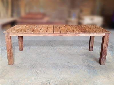 S2dio teak table 0008 220x100 87 x 40 for Table 220x100