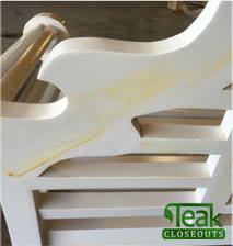 painting teak furniture 06
