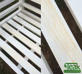painting teak furniture 09