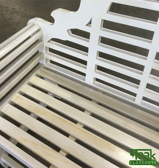 painting teak furniture 10